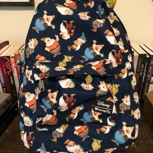 Seven Dwarfs Loungefly Backpack
